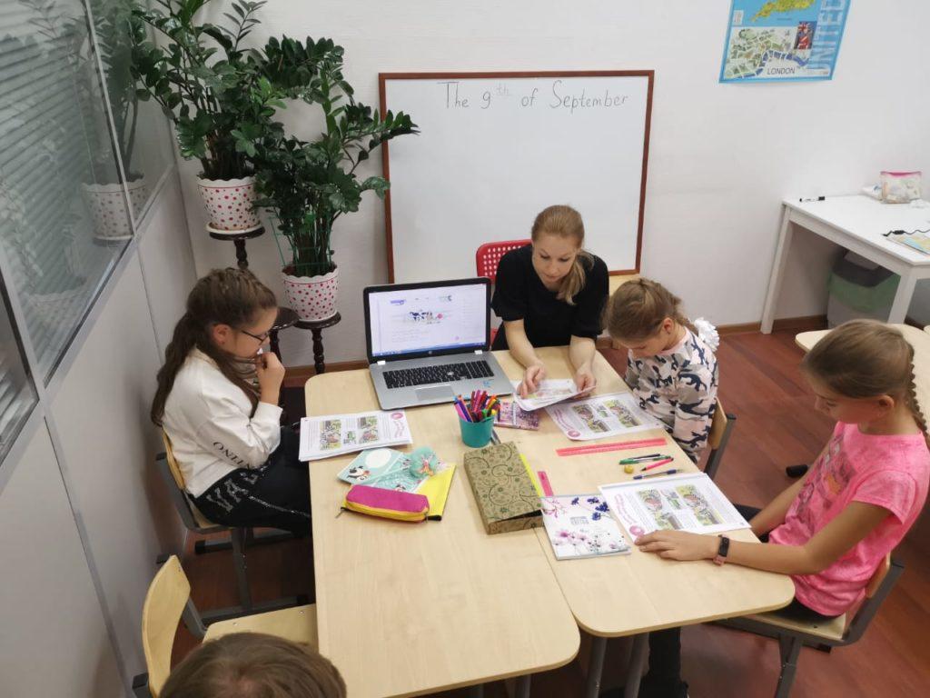 обучение ребенка английскому 4-6 лет
