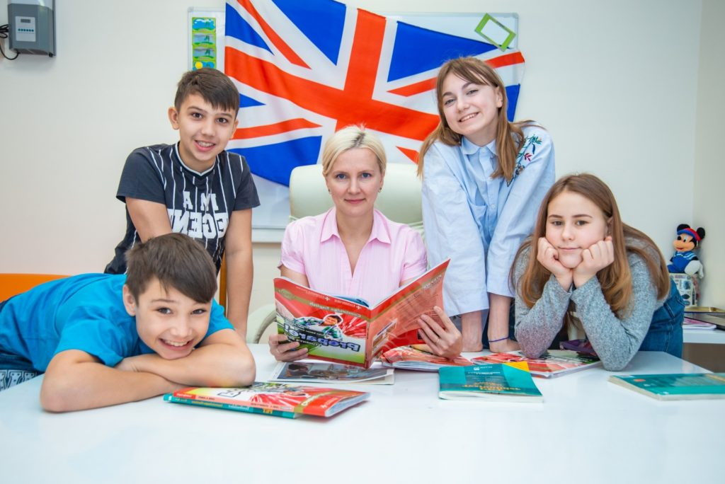 английский для школьников 5 -6 классы